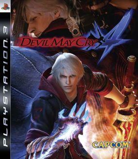 Copertina del gioco Devil May Cry 4 per PlayStation 3