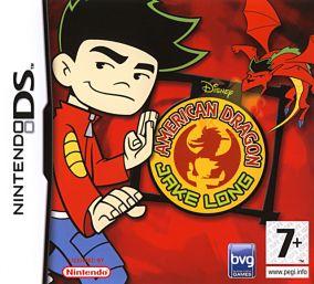 Immagine della copertina del gioco American Dragon Jake Long per Nintendo DS
