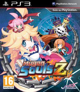 Copertina del gioco Mugen Souls Z per PlayStation 3