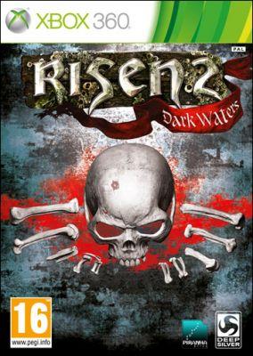 Copertina del gioco Risen 2: Dark Waters per Xbox 360