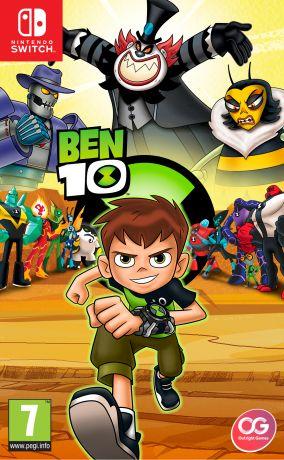 Copertina del gioco Ben 10 per Nintendo Switch