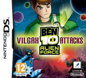 Immagine della copertina del gioco Ben 10: Alien Force - The Game per Nintendo DS