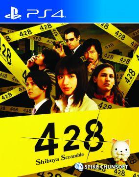 Copertina del gioco 428 Shibuya Scramble per PlayStation 4