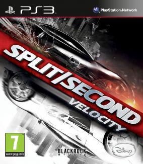 Copertina del gioco Split/Second: Velocity per PlayStation 3