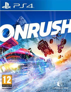 Immagine della copertina del gioco Onrush per PlayStation 4