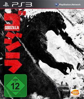 Copertina del gioco Godzilla per PlayStation 3