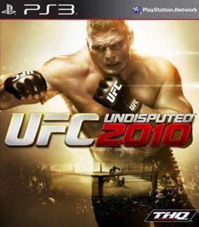 Immagine della copertina del gioco UFC 2010 Undisputed per PlayStation 3