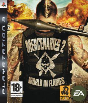 Immagine della copertina del gioco Mercenaries 2 Inferno Di Fuoco per Playstation 3