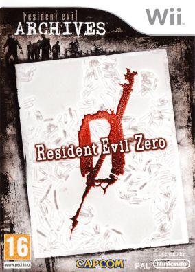 Immagine della copertina del gioco Resident Evil 0 per Nintendo Wii