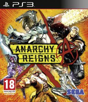 Immagine della copertina del gioco Anarchy Reigns per PlayStation 3