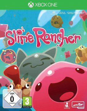 Copertina del gioco Slime Rancher per Xbox One