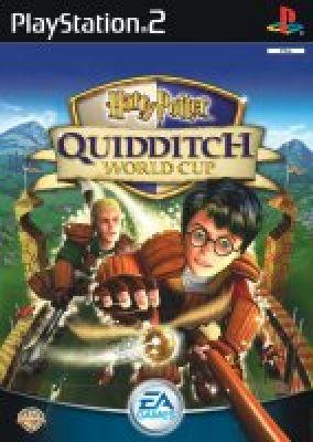 Copertina del gioco Harry Potter - La coppa del Mondo di Quidditch per PlayStation 2