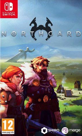 Copertina del gioco Northgard per Nintendo Switch