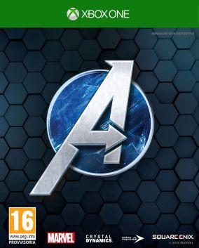 Copertina del gioco Marvel's Avengers per Xbox One