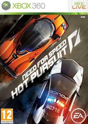 Copertina del gioco Need for Speed: Hot Pursuit per Xbox 360