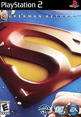 Immagine della copertina del gioco Superman Returns: The Videogame per Playstation 2