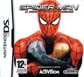Immagine della copertina del gioco Spider-Man: Il Regno delle Ombre per Nintendo DS