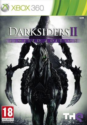 Copertina del gioco Darksiders II per Xbox 360