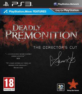 Copertina del gioco Deadly Premonition: The Director's Cut per PlayStation 3