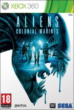 Immagine della copertina del gioco Aliens: Colonial Marines per Xbox 360