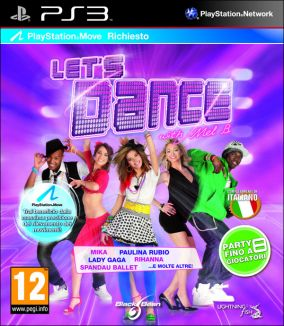 Copertina del gioco Let's Dance With Mel B per PlayStation 3