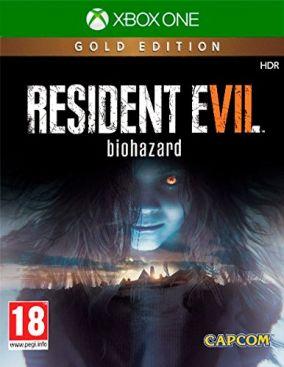 Immagine della copertina del gioco Resident Evil VII: Biohazard - Gold Edition per Xbox One