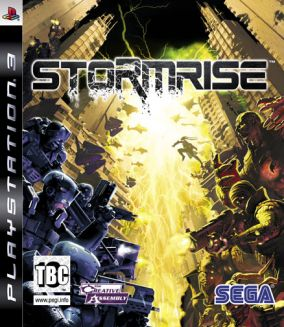 Immagine della copertina del gioco Stormrise per PlayStation 3