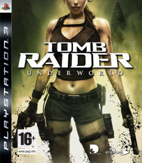 Copertina del gioco Tomb Raider: Underworld per PlayStation 3