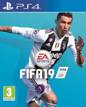 Immagine della copertina del gioco FIFA 19 per PlayStation 4
