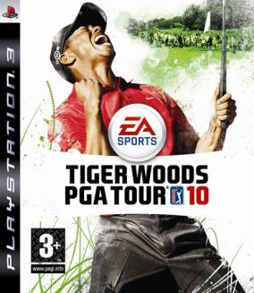 Copertina del gioco Tiger Woods PGA Tour 10 per PlayStation 3
