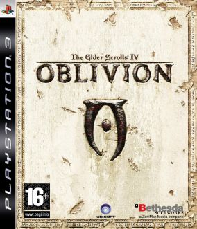 Copertina del gioco The Elder Scrolls IV: Oblivion per PlayStation 3