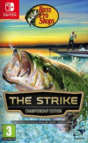 Immagine della copertina del gioco Bass Pro Shops The Strike: Championship Edition per Nintendo Switch