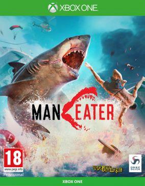 Copertina del gioco Maneater per Xbox One