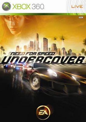 Copertina del gioco Need For Speed Undercover per Xbox 360