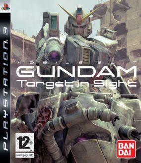 Immagine della copertina del gioco Mobile Suite Gundam: Target in Sight per PlayStation 3