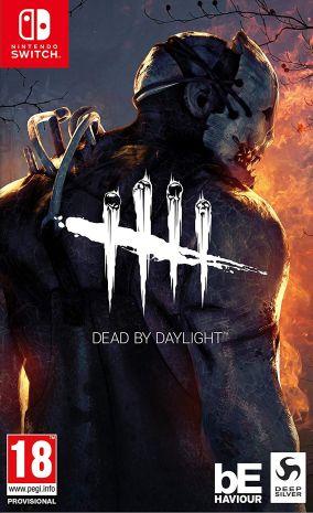 Copertina del gioco Dead by Daylight per Nintendo Switch