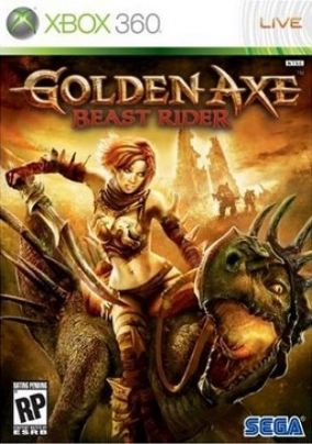 Copertina del gioco Golden Axe: Beast Rider per Xbox 360