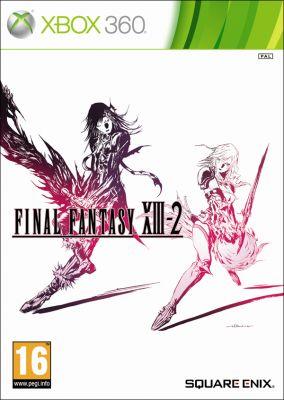Copertina del gioco Final Fantasy XIII-2 per Xbox 360