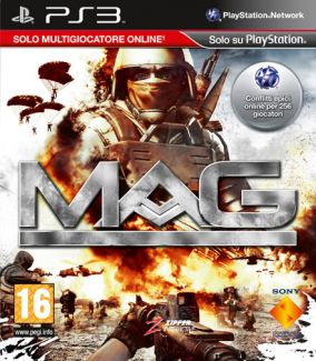Copertina del gioco M.A.G. : Massive Action Game per PlayStation 3