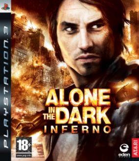 Copertina del gioco Alone In The Dark: Inferno per PlayStation 3