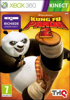 Copertina del gioco Kung Fu Panda 2 per Xbox 360