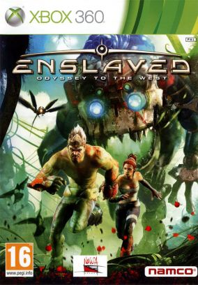 Copertina del gioco Enslaved: Odyssey to the West per Xbox 360
