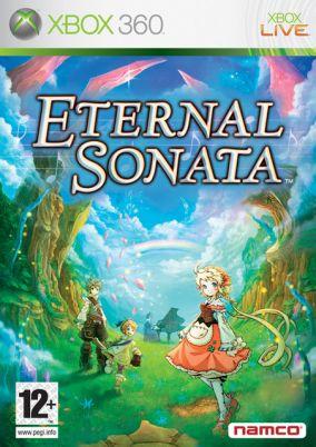 Copertina del gioco Eternal Sonata per Xbox 360