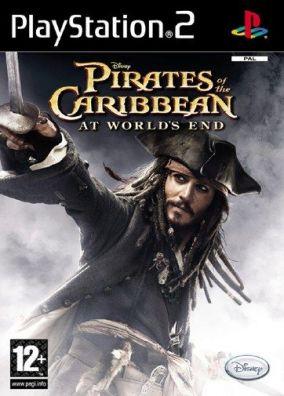 Immagine della copertina del gioco Pirati dei Caraibi: Ai confini del Mondo per PlayStation 2