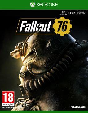 Copertina del gioco Fallout 76 per Xbox One