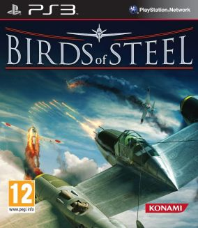 Copertina del gioco Birds of Steel per PlayStation 3
