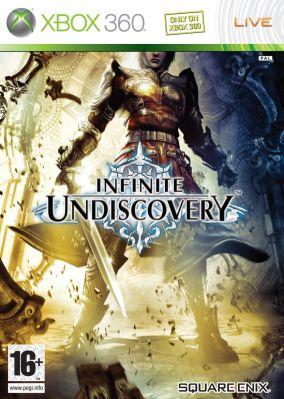 Copertina del gioco Infinite Undiscovery per Xbox 360