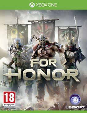 Immagine della copertina del gioco For Honor per Xbox One