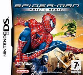 Immagine della copertina del gioco Spider-Man: Amici o Nemici per Nintendo DS