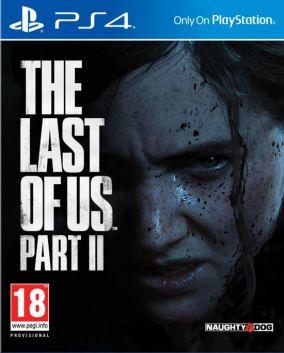 Immagine della copertina del gioco The Last of Us Parte 2 per PlayStation 4